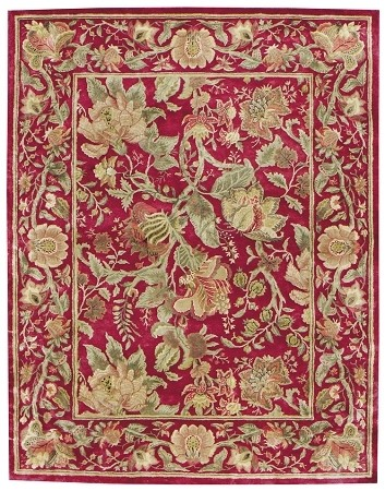 Red Garden Farms Rug by Capel
