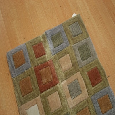 2 x 3 Modern Blocks Wool