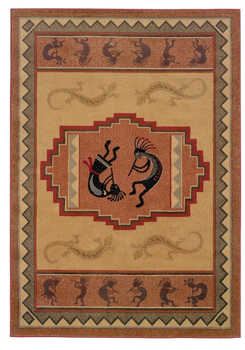 Ancient Icons 130 41217 Genesis Rug by United Weavers