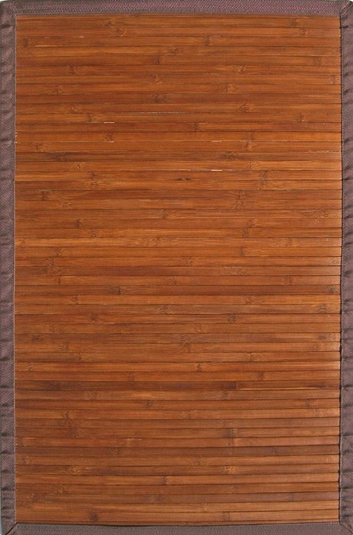 Mountain Chocolate Rug 100% Bamboo Anji Mountain