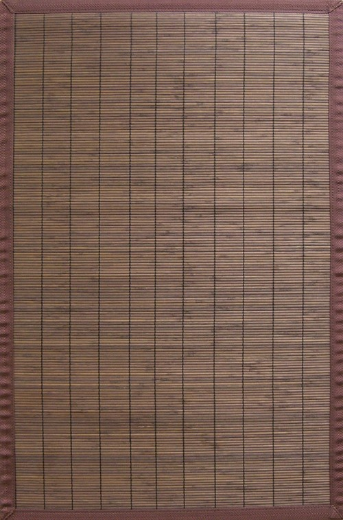 Villager Coffee Rug 100% Bamboo Anji Mountain