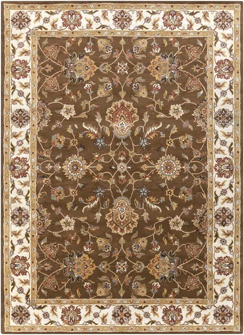 Artistic Weavers Middleton Charlotte AWES2045 Brown/Beige Area Rug