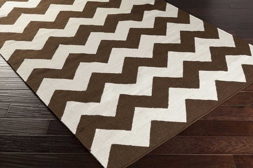 Artistic Weavers York Pheobe AWHD1037 Brown/White Area Rug