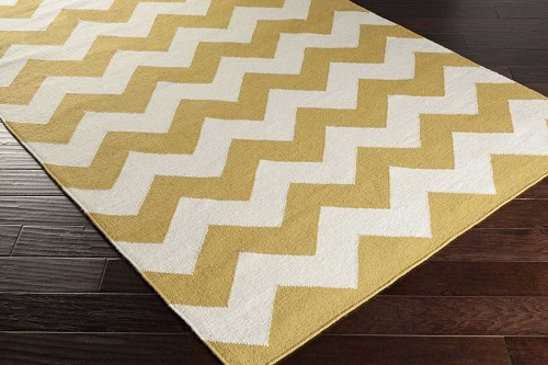 Artistic Weavers York Pheobe AWHD1043 Yellow/White Area Rug