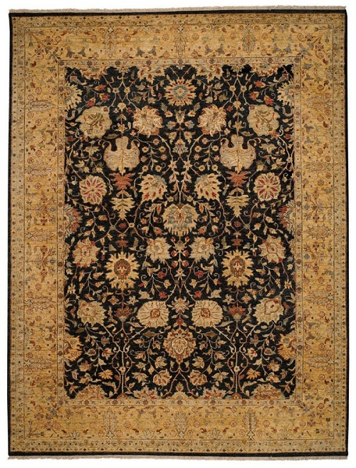 Onyx Gold Boca Park Rug by Capel
