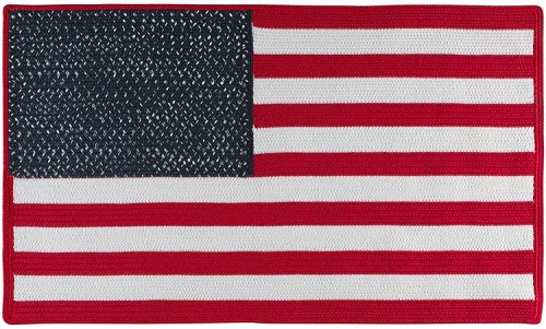 Capel Glory 0101 500 Patriotic Rug