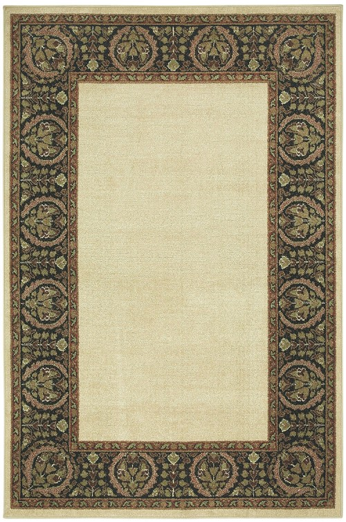 Light Tan Badin Rug by Capel