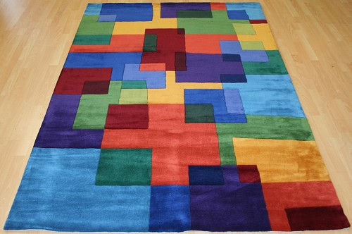 Momeni New Wave NW-49 Multi Rug
