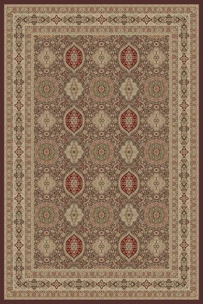 Royal RY-01 Brown Rug by Momeni