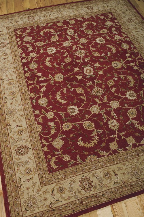 Heritage Hall HE04 Lacquer Rug by Nourison