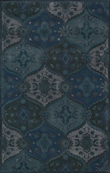 India House IH88 Denim Rug by Nourison