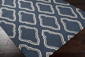 Fallon FAL-1050 Blue Ivory Rug by Surya