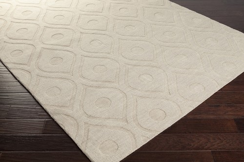 Artistic Weavers Central Park Zara AWHP4005 Ivory Area Rug
