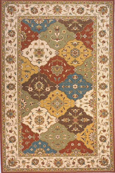 Persian Garden PG-11 Multi Rug by Momeni