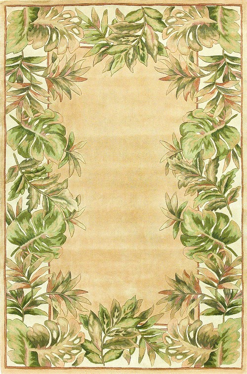 Kas Ruby 8996 Beige Ivory Natural Fauna Rug