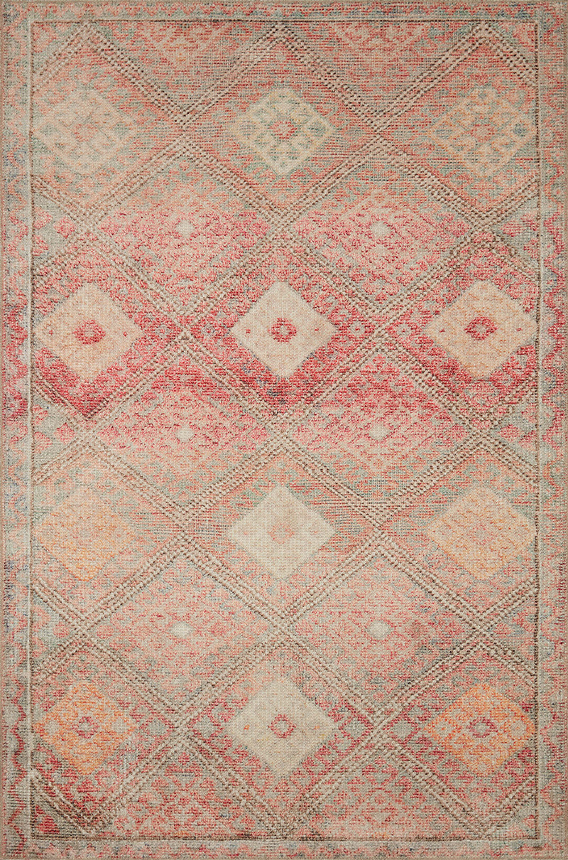 Loloi Malik MAL-01 Dove Sunset Rug