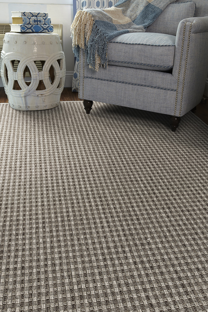 Prestige Weavers Boca Chita Sea Grey Rug