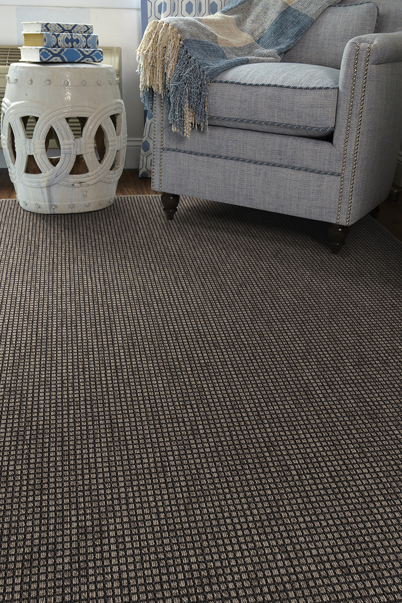 Prestige Weavers Cocoa Beach Charcoal Rug