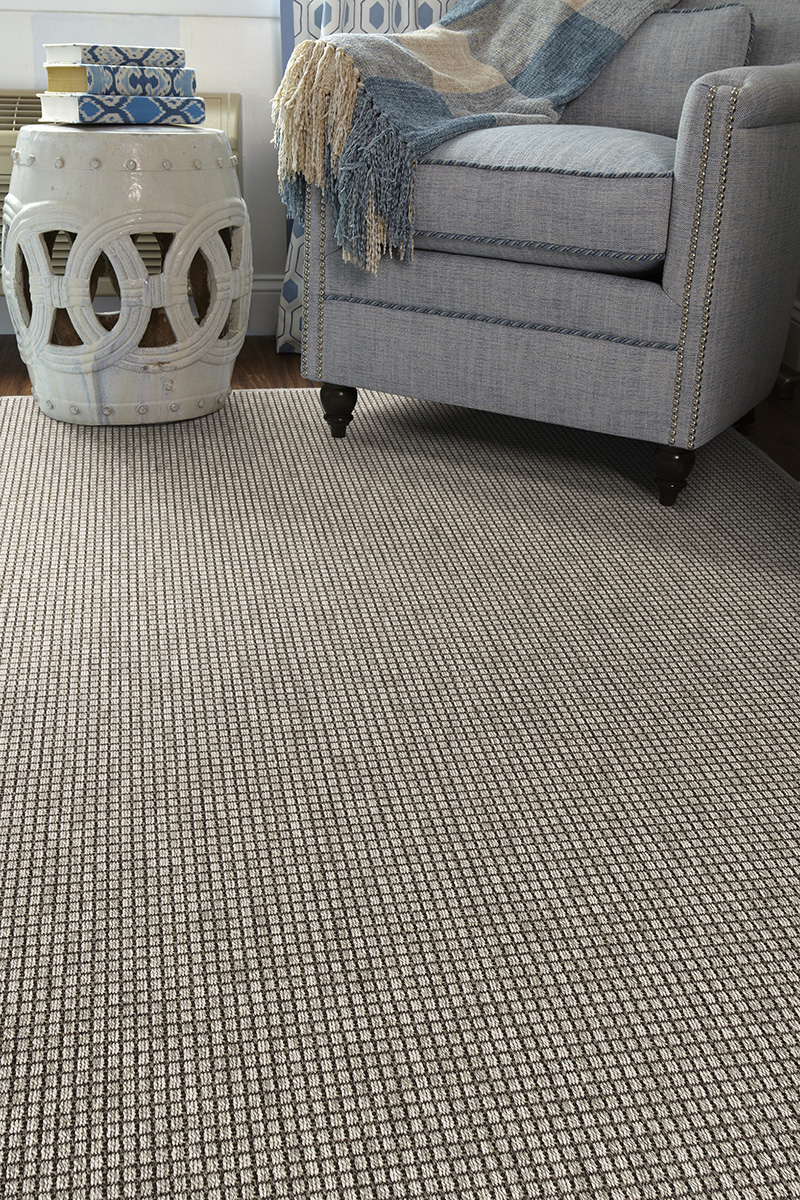 Prestige Weavers Cocoa Beach Sea Grey Rug