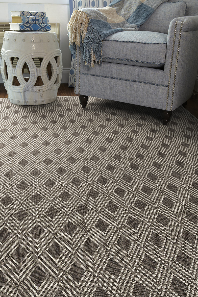 Prestige Weavers Glendal Sea Grey Rug