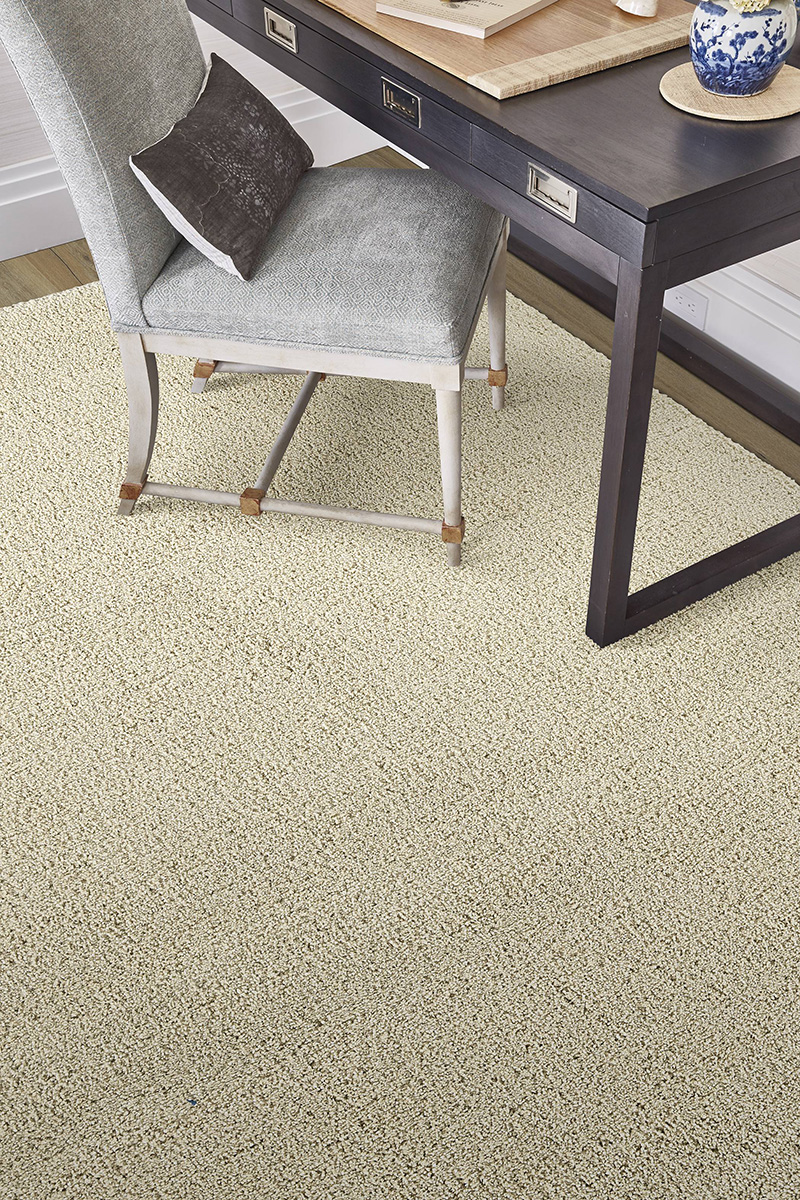 Prestige Weavers Jazz Ivory White Rug
