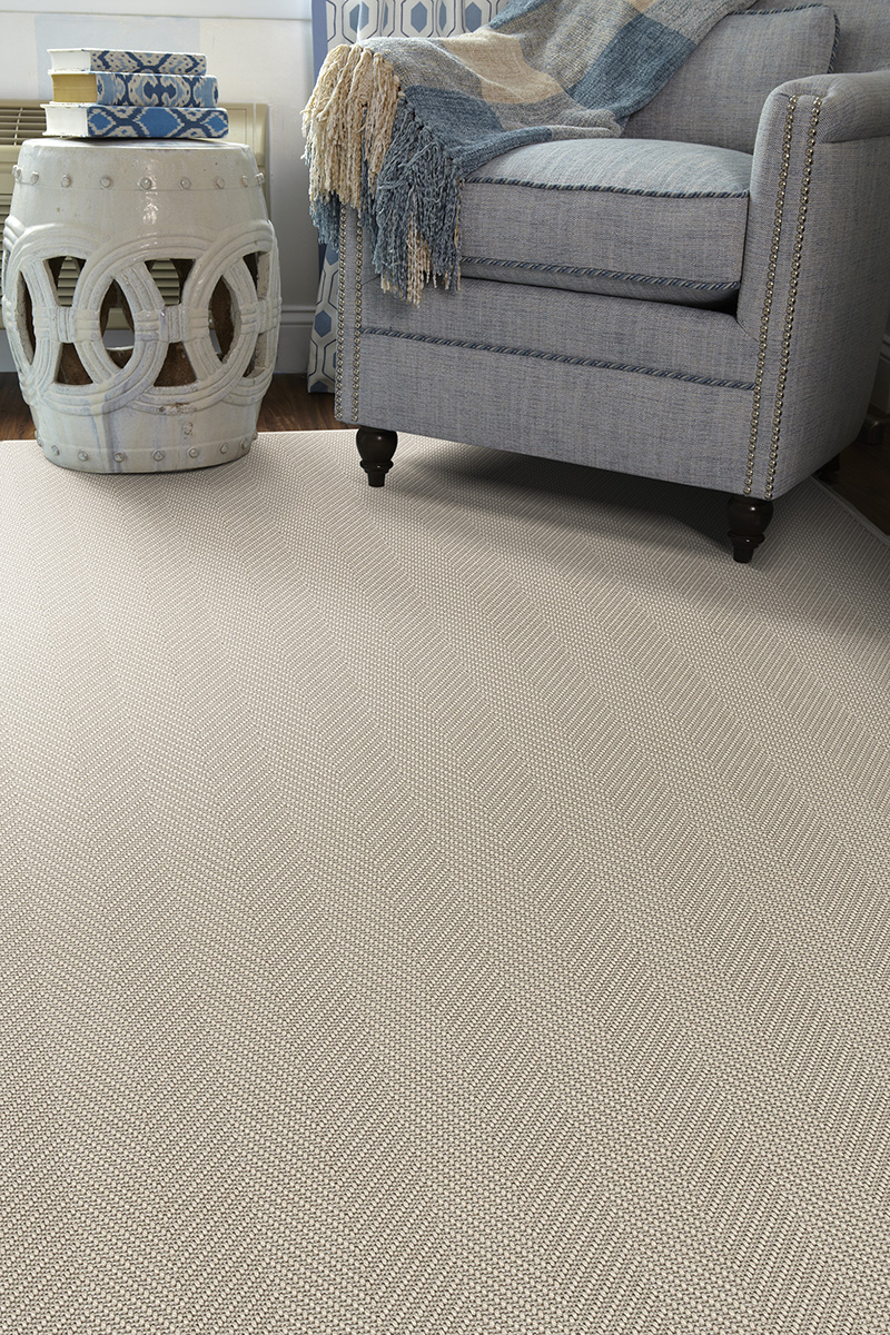 Prestige Weavers Seaside Oyster Rug