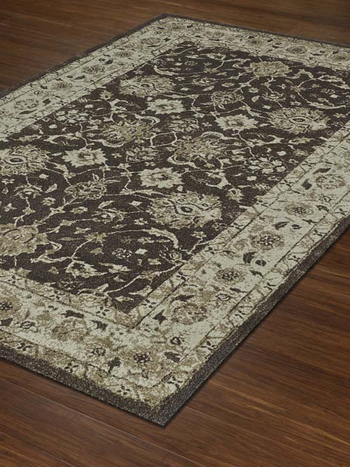 Dalyn Geneva GV4448 Chocolate Rug