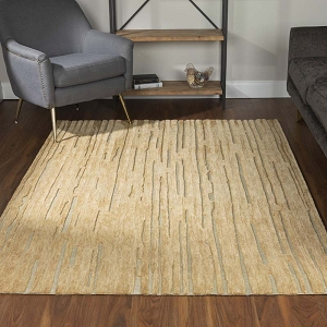 Dalyn Vibes VB1 Gold Rug
