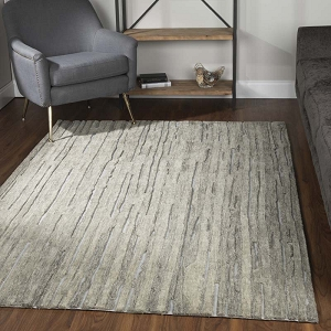 Dalyn Vibes VB1 Pewter Rug