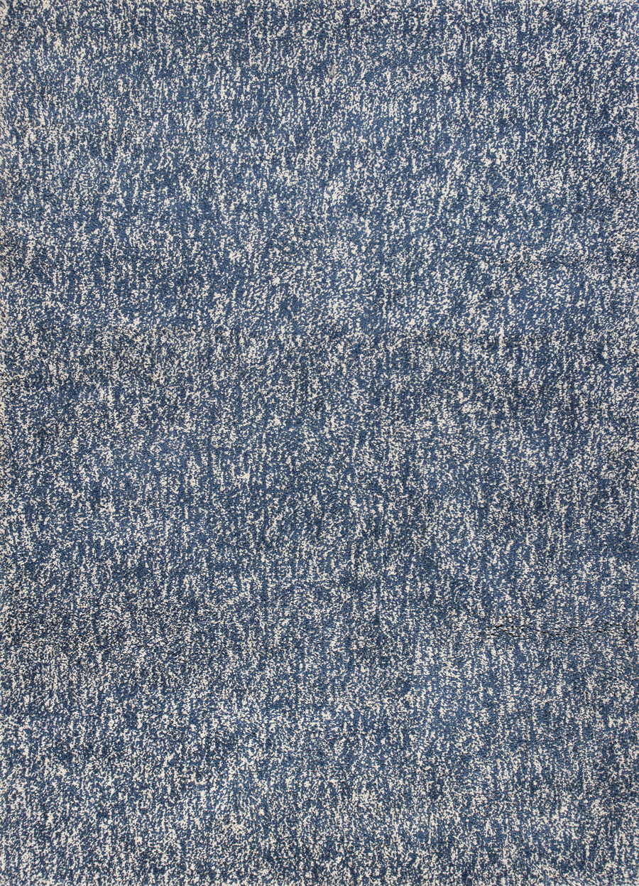 Kas Bliss 1589 Indigo Ivory Heather Area Rug