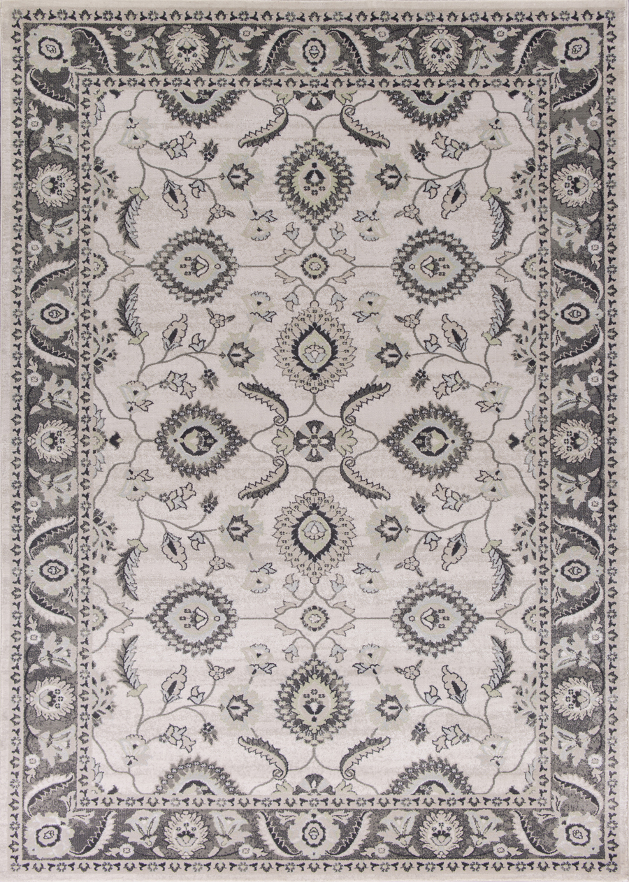 Kas Chandler 4902 Grey Traditions Area Rug