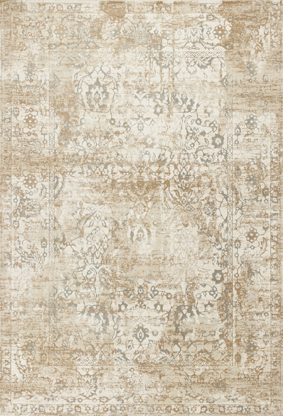 Kas Crete 6509 Beige Illusion Area Rug