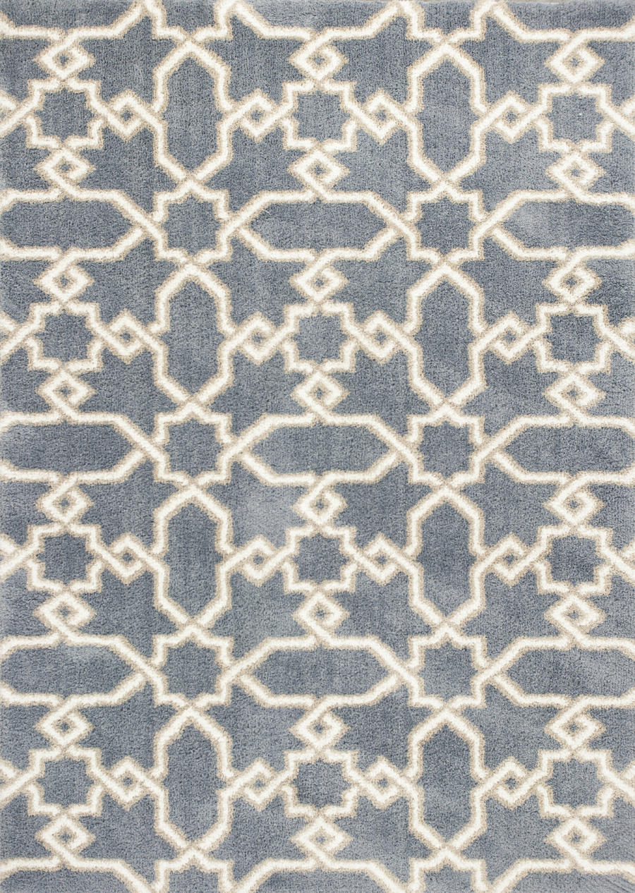 Kas Oasis 1654 Slate Blue Manor Area Rug