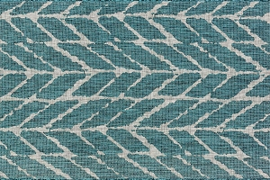 Loloi Isle IE-02 Teal Grey Rug