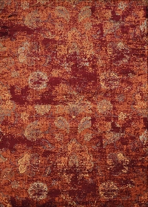 United Weavers Bridges 3001-00136 Via Vicosa Crimson Rug