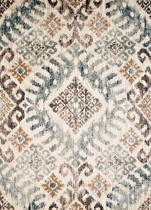 United Weavers Bridges 3001-00260 Verazanno Blue Rug