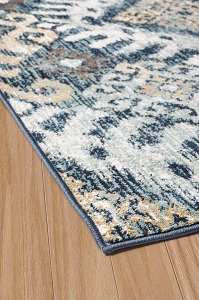 United Weavers Bridges 3001-00264 Verazanno Navy Rug