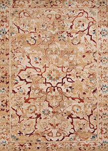 United Weavers Bridges 3001-00394 Villa Bella Taupe Rug