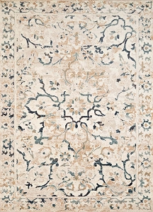 United Weavers Bridges 3001-00397 Villa Bella Linen Rug