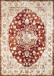 United Weavers Bridges 3001-00436 Ponte Vecchio Crimson Rug