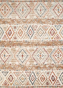 United Weavers Bridges 3001-00675 Salto Grande Multi Rug