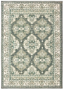 United Weavers Miami 3003 40372 Boynton Grey Rug