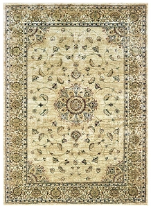 United Weavers Royalton 853 10115 Dover Ivory Rug