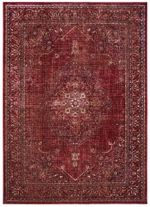 United Weavers Royalton 853 10230 Stirling Red Rug