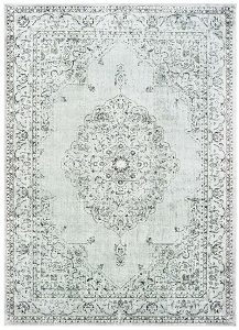 United Weavers Royalton 853 10271 Stirling Silver Rug