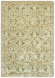 United Weavers Royalton 853 10345 Belvoir Green Rug