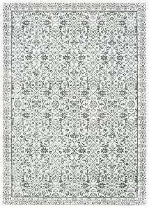 United Weavers Royalton 853 10377 Belvoir Smoke Rug