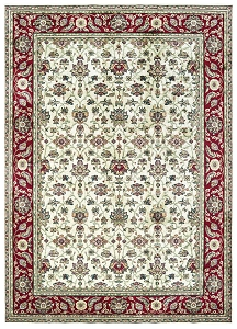 United Weavers Royalton 853 10515 Lancaster Ivory Rug