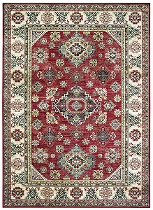 United Weavers Royalton 853 10730 Richmond Red Rug