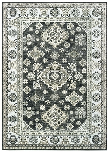 United Weavers Royalton 853 10777 Richmond Smoke Rug